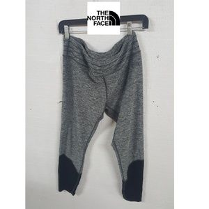 The North Face High rise Gray Mesh Leggings